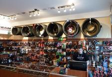 Sprzedaż, serwis rowerów i części do rowerów