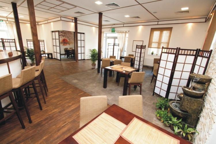 Narada Sushi Club Katowice Mapa Polski W Zumi Pl