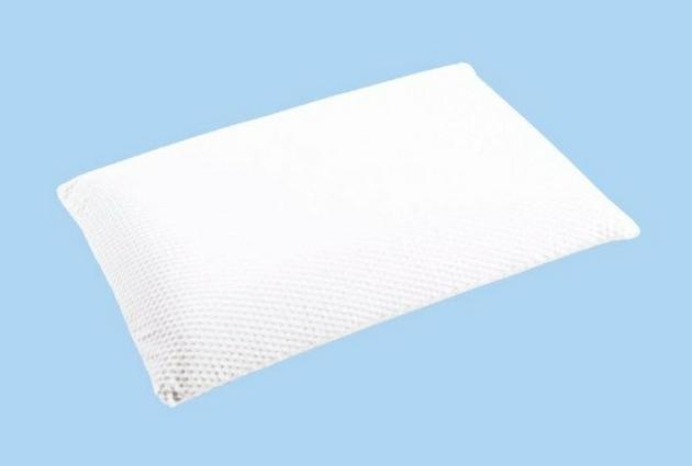 Poduszka z pianki termoelastycznej o tradycyjnym kształcie