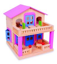 """Drewniany domek dla lalek """"Clara"""""""