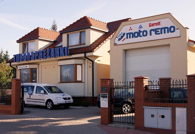 burzyńscy - Moto-Remo Burzyńscy S.J. ... zdjęcie 1