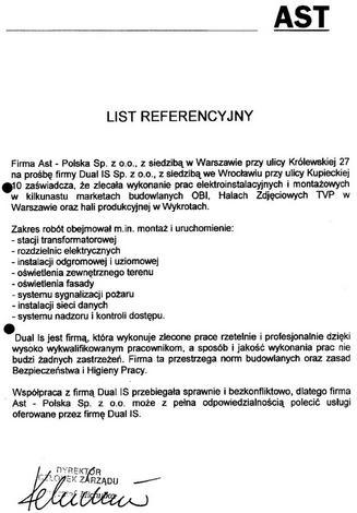 pomiar ilości cząstek - YIT Poland - Biuro serwis... zdjęcie 5