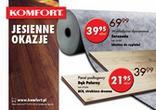 Komfort. Panele, dywany, wykładziny, podłogi drewniane, drzwi