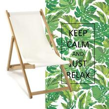 LEŻAK keep calm and just relax