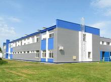 Obiekty przemysłowe mleczarni TUREK