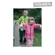 Kurtka przeciwdeszczowa dla dzieci Mac In A Sac