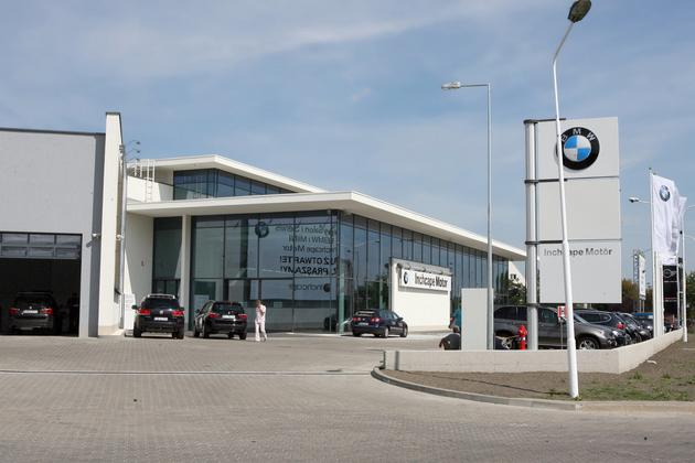 bmw motocykle - BMW Inchcape Motor - salo... zdjęcie 1