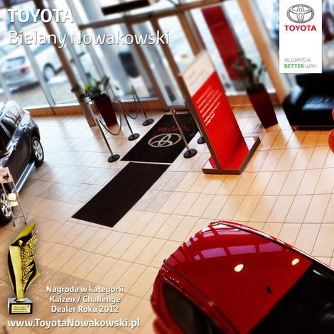 toyota dolnośląskie - Toyota Bielany Nowakowski zdjęcie 10