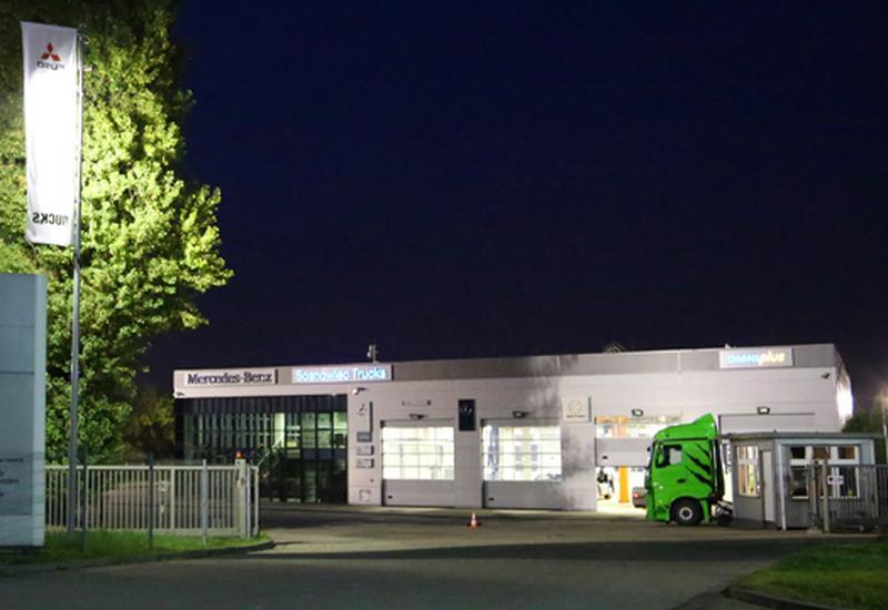 blacharstwo - Mercedes-Benz Sosnowiec T... zdjęcie 8