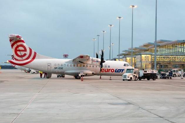 porty lotnicze wrocław - Port Lotniczy Wrocław S.A... zdjęcie 5