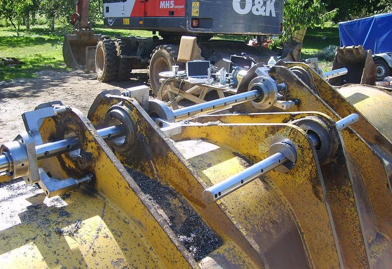 naprawa pomp hydraulicznych - MARBUD MASZYNY zdjęcie 5