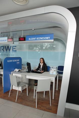 zakład energetyczny - RWE Polska POK Centrum zdjęcie 1