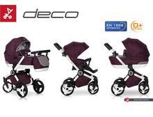 Wózek wielofunkcyjny DECO (Purple)
