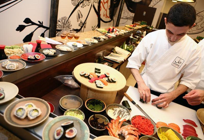 sushi na wynos - KYOKAI. Sushi bar, restau... zdjęcie 7