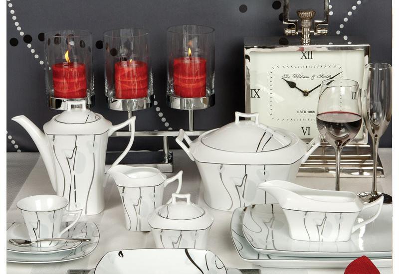 zegary ścienne - Witek's - Łódź. Porcelana... zdjęcie 1