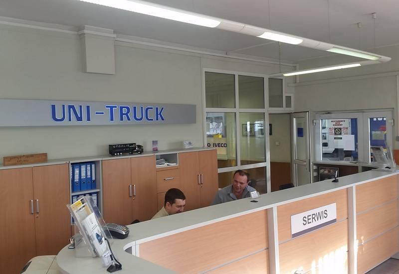 przegląd techniczny - Uni-Truck Sp. z o.o. Ziel... zdjęcie 5
