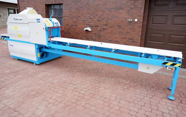 - max średnica ciętego wałka 35cm - min długość ciętego wałka 120cm - stan idealny, rok produkcji 2006