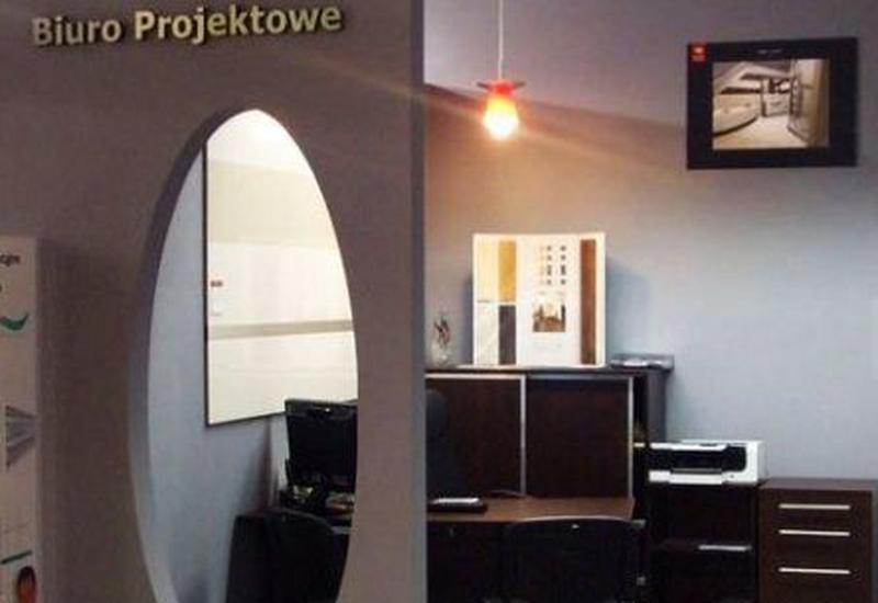 Salon Łazienek, Glazura