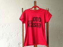 """Koszulka """"Oto jest Kasia"""""""