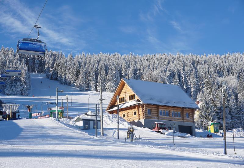wyciągi dolny śląsk - Zieleniec Ski Arena zdjęcie 8