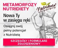 Metamorfozy Nutridiety
