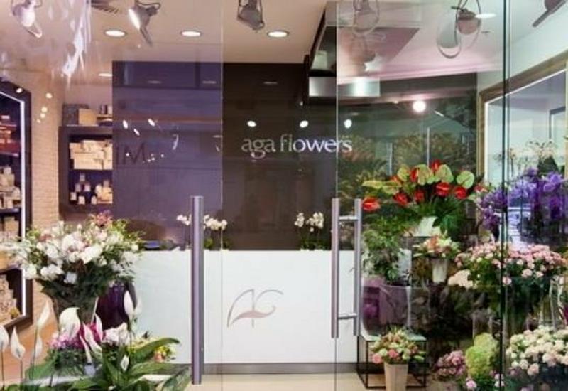 kwiaty sztuczne - Aga Flowers Kwiaciarnia (... zdjęcie 1