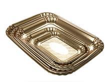 Tacka prostokątna złota – różne rozmiary