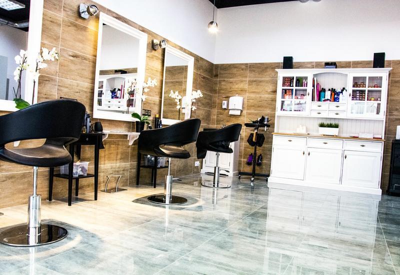 fryzjer warszawa - Salon Urody K8 zdjęcie 3