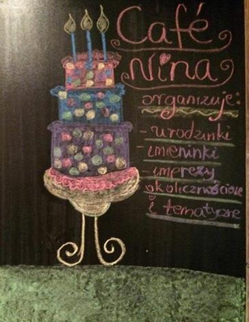 imieniny - Cafe Nina Nina Wieczorek-... zdjęcie 8