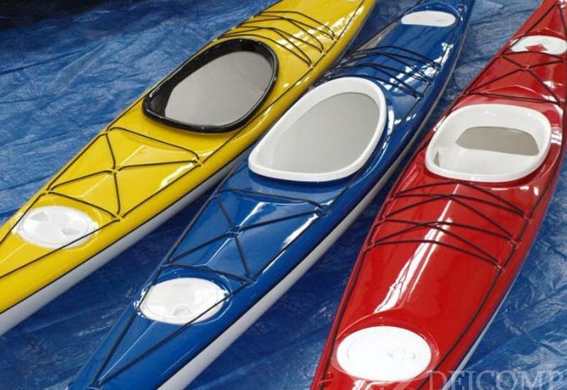 rower wodny - Dejcomp-Laminaty. Jerzy D... zdjęcie 2