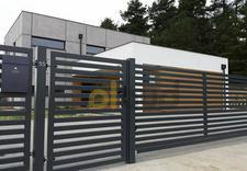 montaż ogrodzeń - Olbud - bramy ogrodzenia zdjęcie 3