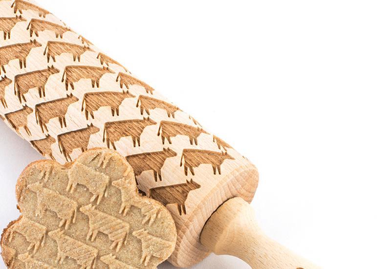grawerowane wałki - Stodola - grawerowane wał... zdjęcie 1