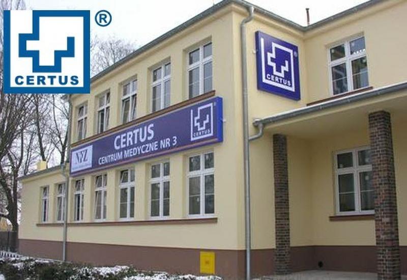 neurologia - Prywatna Lecznica CERTUS ... zdjęcie 1