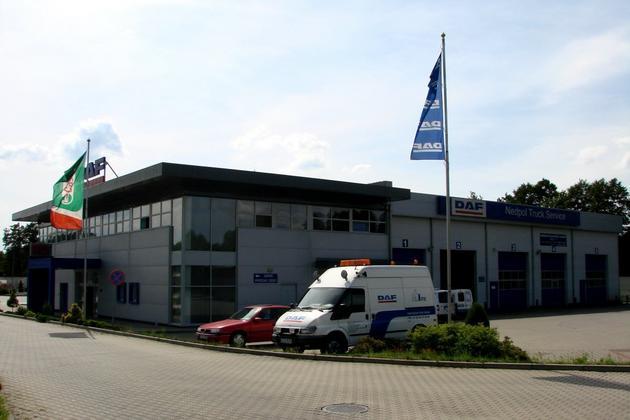 serwis daf - Nedpol Truck Service. Ser... zdjęcie 1
