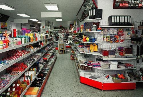 regały sklepowe - Studio 2001 Galicki, Mała... zdjęcie 1
