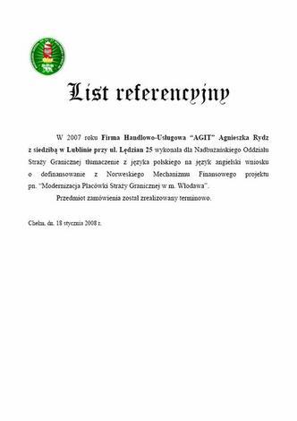tłumaczenia ukraiński - Agit Biuro Tłumaczeń - Tł... zdjęcie 4