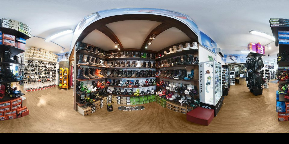 SnowShop Sklep snowboardowy, sklep narciarski oferuje