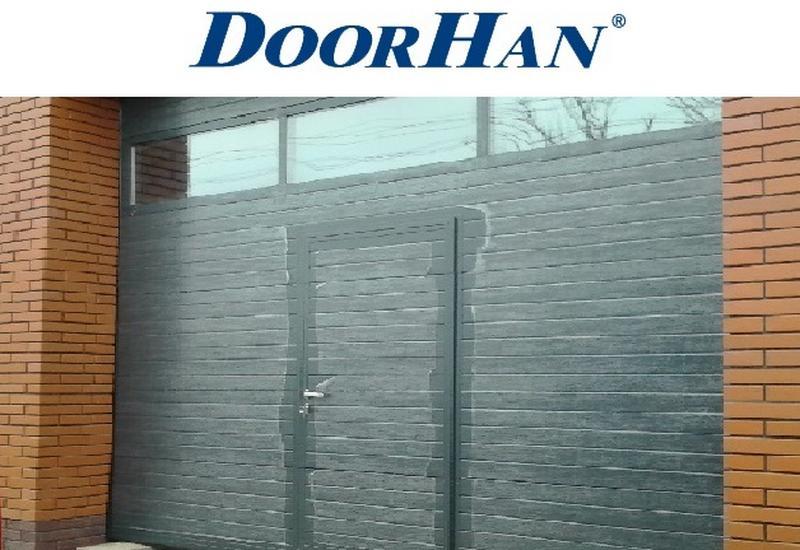 bramy wahadłowe - DoorHan - Systemy Bramowe... zdjęcie 3