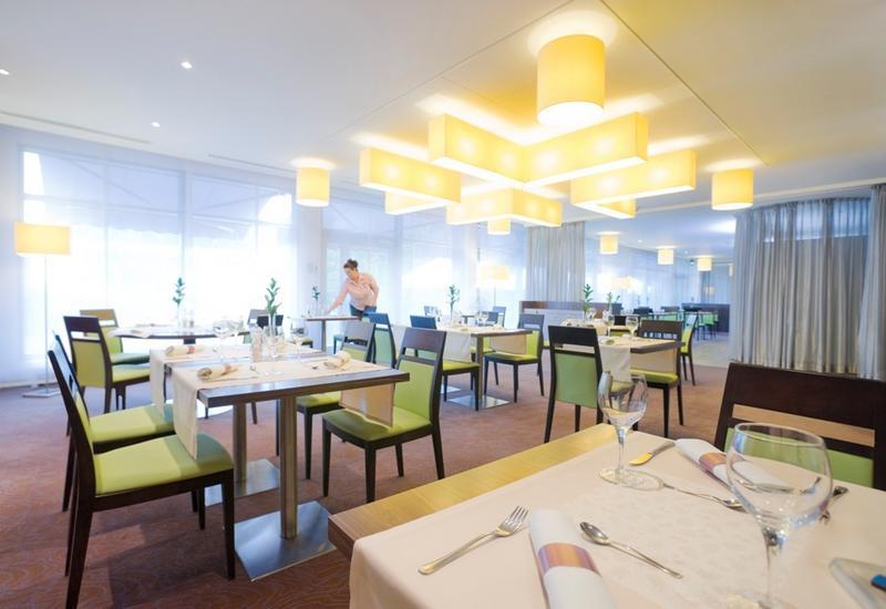 hotele i restauracje - Hotel Novotel Poznań Malt... zdjęcie 5