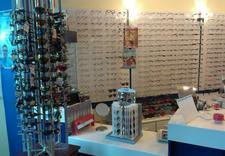 Okulary, soczewki kontaktowe