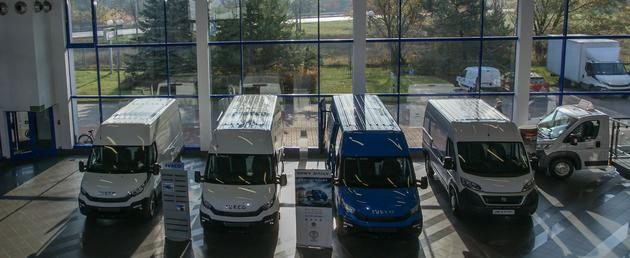 fiorino - Uni-Truck Sp. z o.o. Nada... zdjęcie 10
