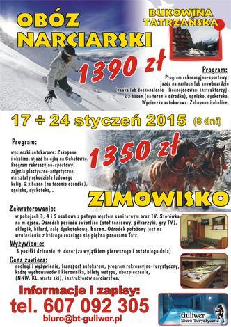 na litwę - Biuro Turystyczne Guliwer... zdjęcie 1