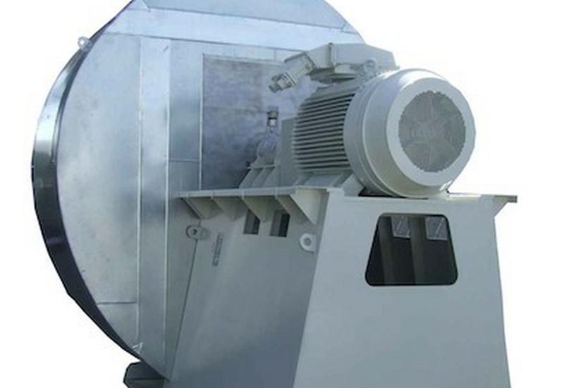 wyważanie wirników - BlueVent air systems zdjęcie 3