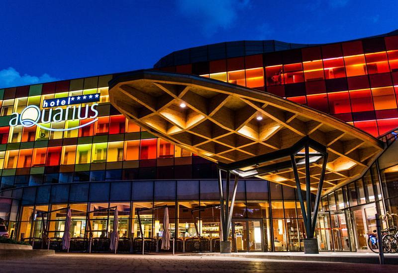 restauracje - Hotel AQUARIUS SPA zdjęcie 1