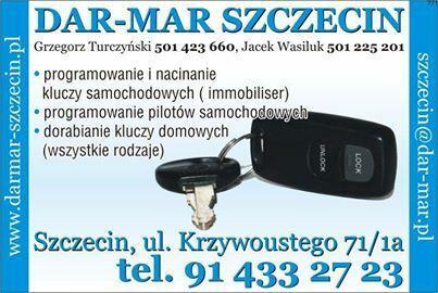klucze dorabianie - DAR-MAR Dorabianie kluczy zdjęcie 1