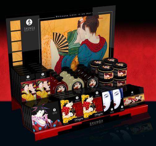 panieński - Geisha - bielizna, olejki... zdjęcie 1