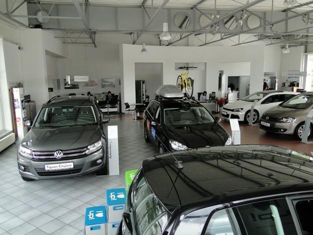tiguan - Autoweber Autoryzowany De... zdjęcie 7