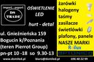 OŚWIETLENIE LED - DS. TRADE