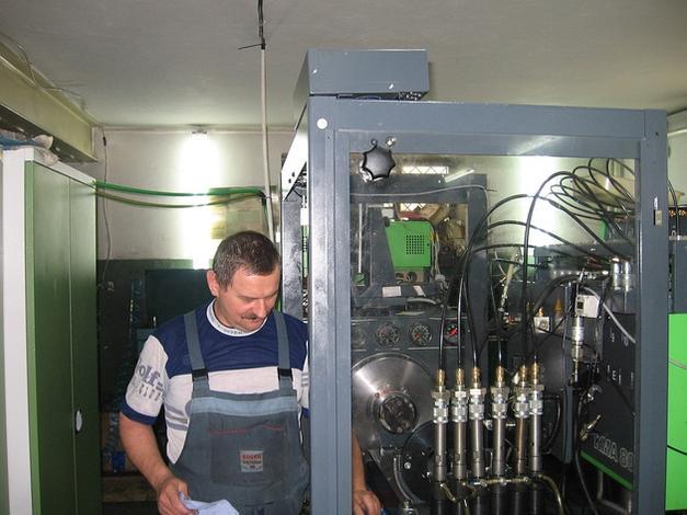 wymiana rozrządu - Bosch Service Polanowski zdjęcie 4