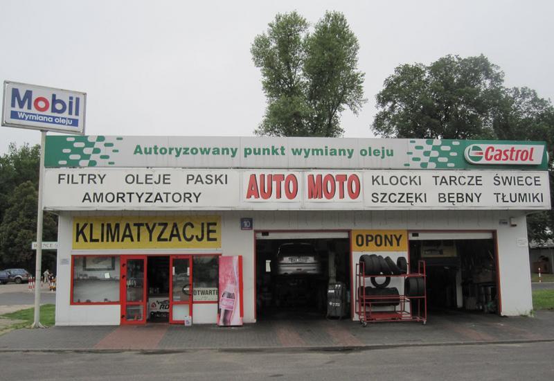Warsztat samochodowy